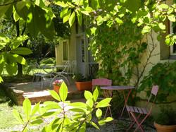 provence_sud_luberon_gîte_les_condamines_pertuis_appartement_terrasse