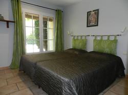 provence_sud_luberon_gîte_des_condamines_appartement_romarin_chambre