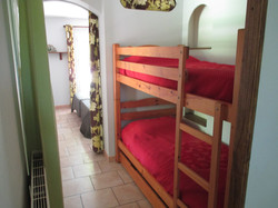 provence_sud_luberon_gîte_des_condamines_appartement_romarin_coin_couchage