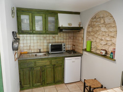provence_sud_luberon_gîte_condamines_appartement_romarin_coin_cuisine