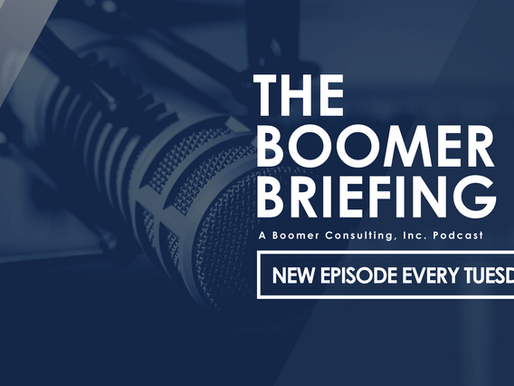 Announcing The Boomer Briefing Podcast
