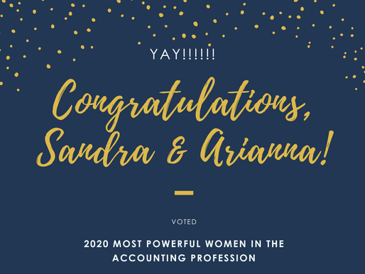 "BCI Leaders Once Again Recognized with the ""25 Most Powerful Women Award"" by AICPA and CPA Practice"