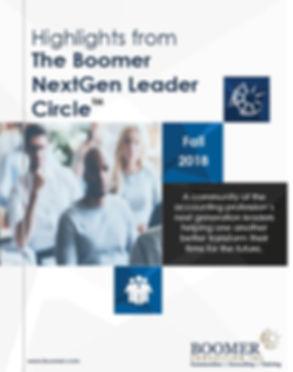 2018 Highlights_NextGen Leader Circle_Fa