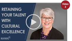 Retaining your Talent with Cultural Excellence