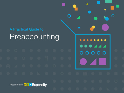 Ignoring preaccounting is a costly mistake for your firm.