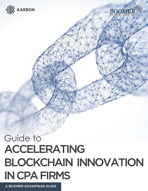 Accelerating Blockchain Innovation in CPA Firms: A Boomer Advantage Guide