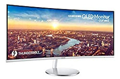 """34"""" Curved Monitor"""
