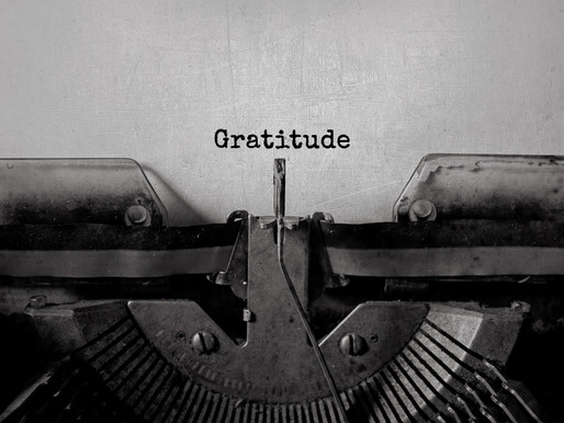 Practicing Gratitude in Your Firm