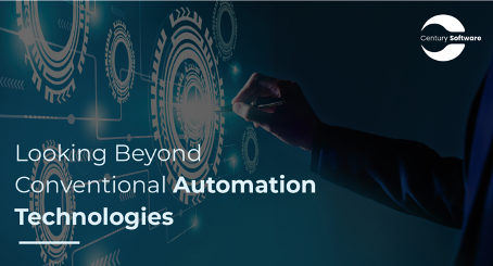 Looking Beyond Conventional Automation Technologies