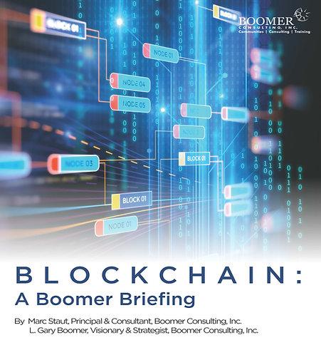 BLOCKCHAIN: A Boomer Briefing