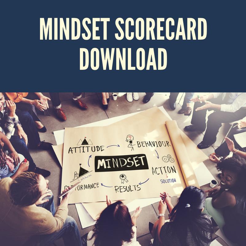 Mindset Scorecard