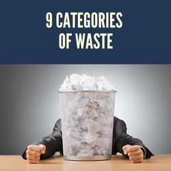 9 Categories of Waste