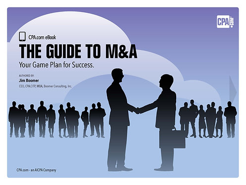 The Guide to M&A: Your Game Plan for Success
