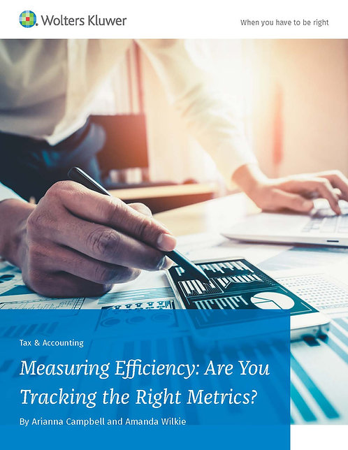 Measuring Efficiency: Are You Tracking the Right Metrics?