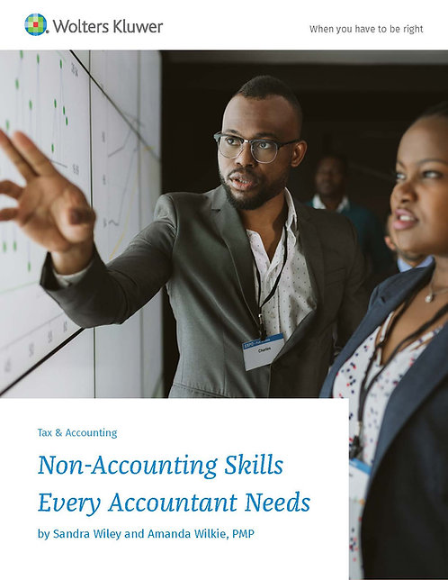 Non-Accounting Skills Every Accountant Needs