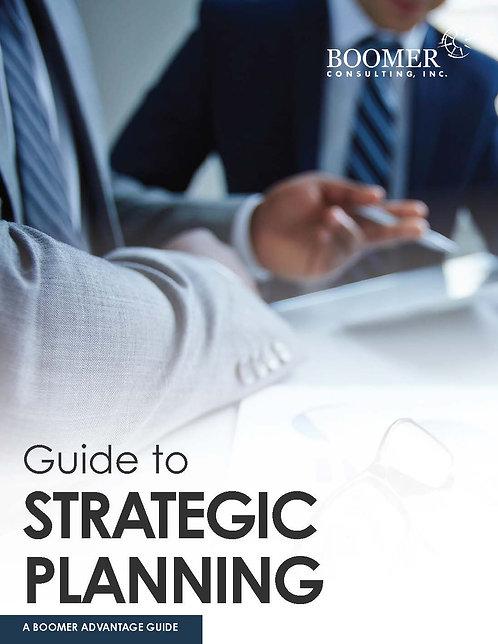 Strategic Planning: A Boomer Advantage Guide
