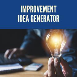 Improvement Idea Generator