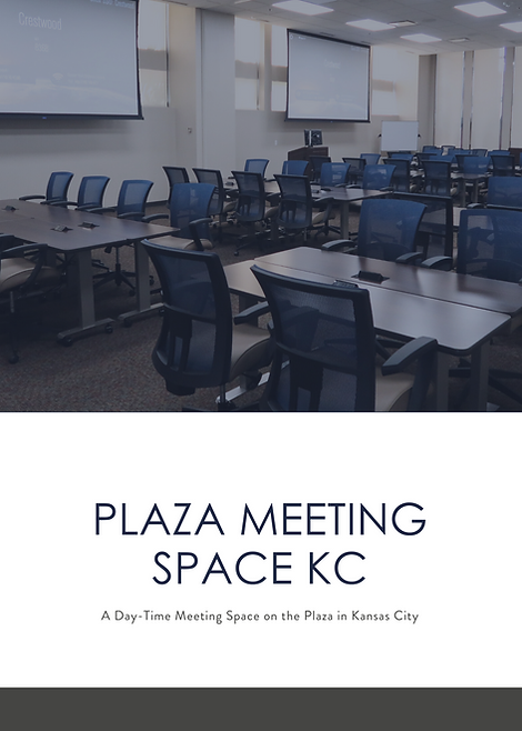 Plaza Meeting Space KC_Info Packet COVER