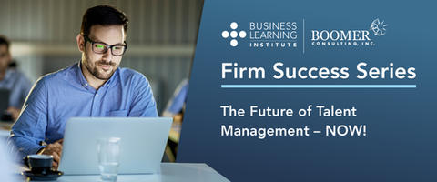 The Future of Talent Management – NOW!