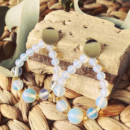 Earrings - Oceane