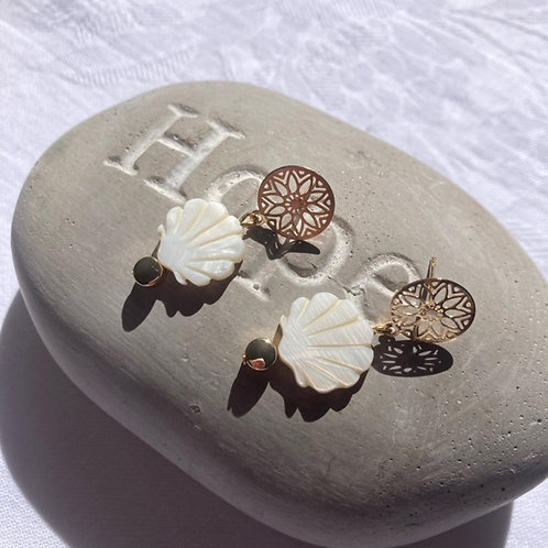 Earrings - Shella