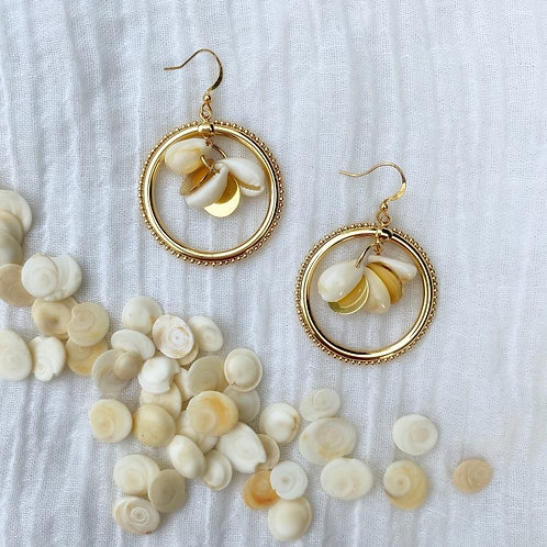 Earrings - Diane