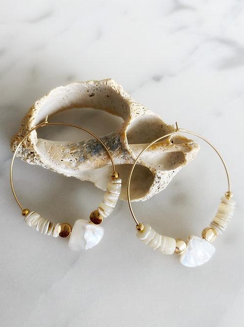 Earrings - Camille