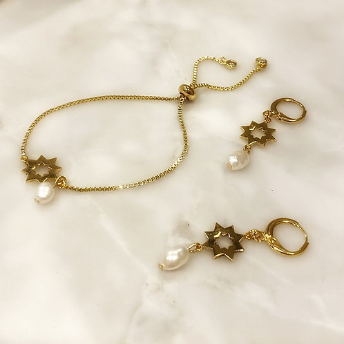 Earrings - Stella