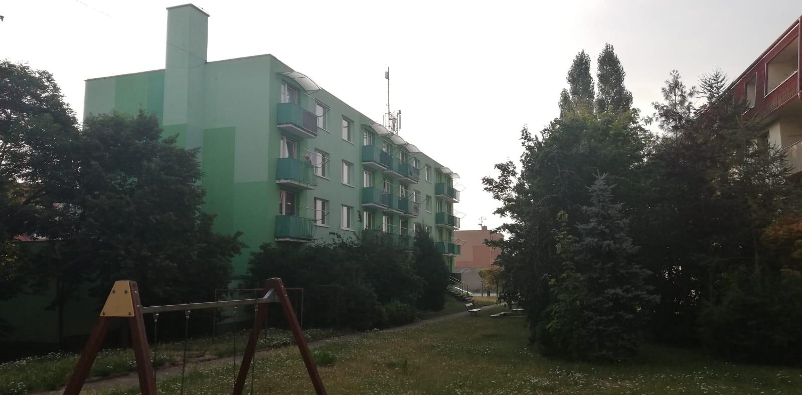 Nové ŽB lodžie pro BD Náměšť nad Oslavu, Zborovská