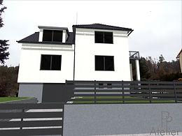 Rekonstrukce rodinného domu Rosice - Tetčice