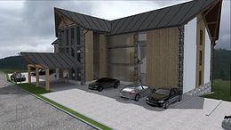 Depandance hotelu - Krkonoše