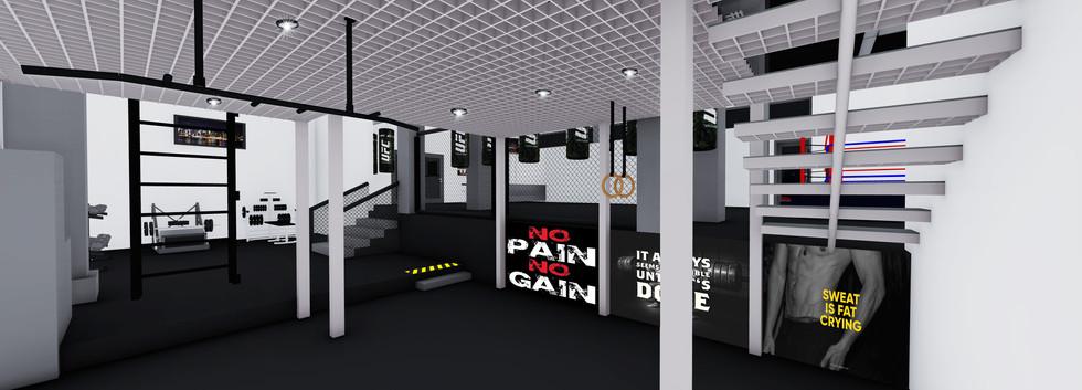 Projektu sportovního centra v Třebíči.