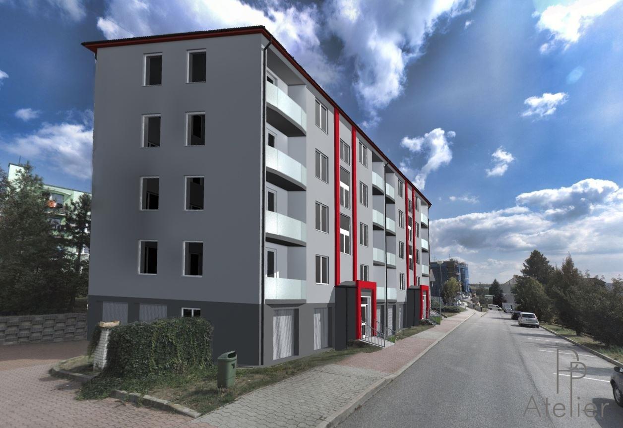 Regenerace bytového domu Náměšť