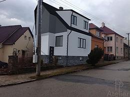 Rekonstrukce rodinného domu Třebíč, Dukelská