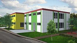 Přístavba mateřské školy Okříšky