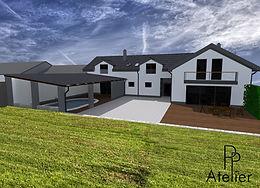 Rekonstrukce rodinného domu Heraltice