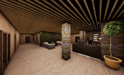 Multifunkční apartmánový resort