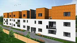 Bytové domy Modřice