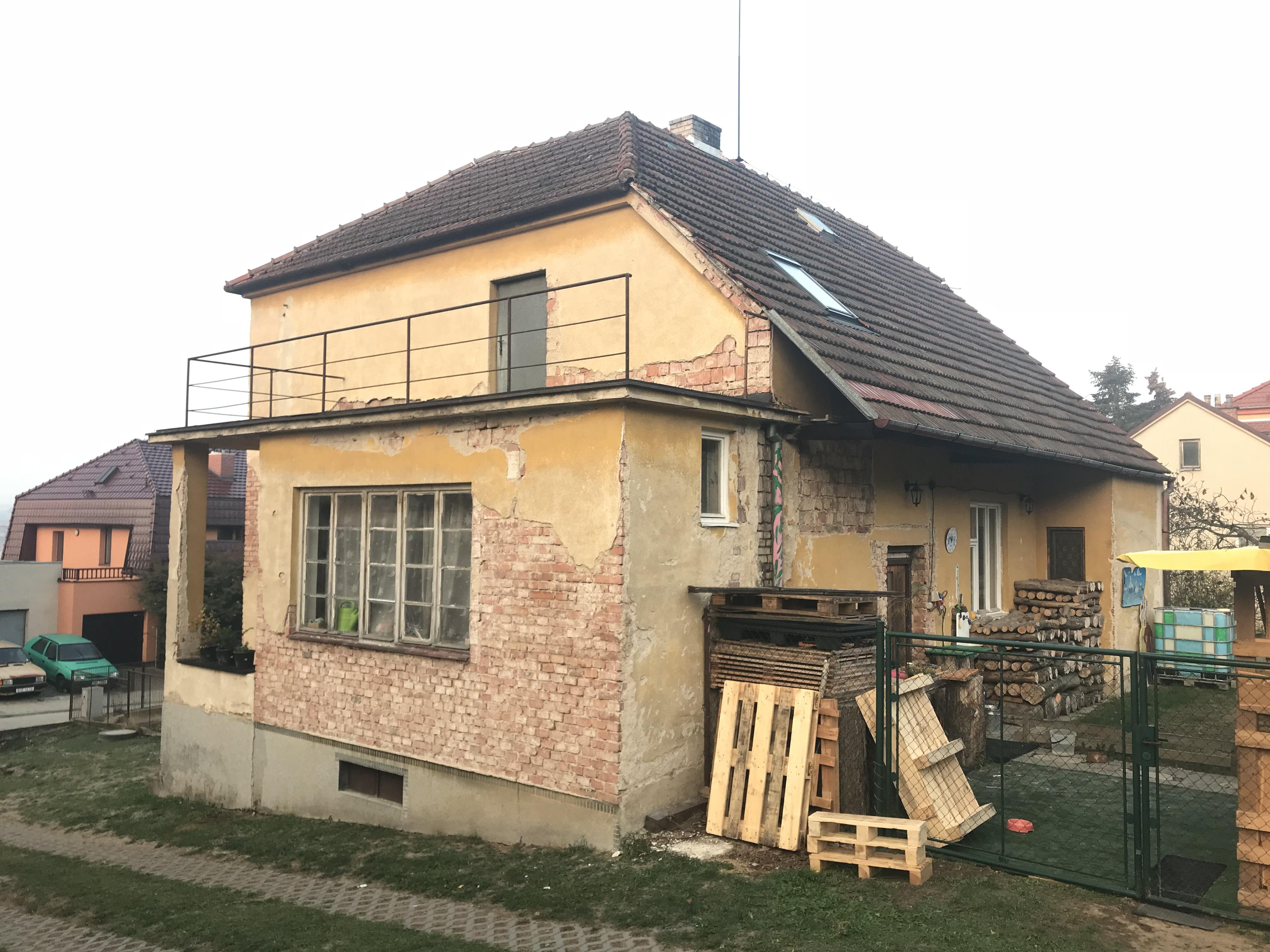 Rekonstrukce RD Rosice