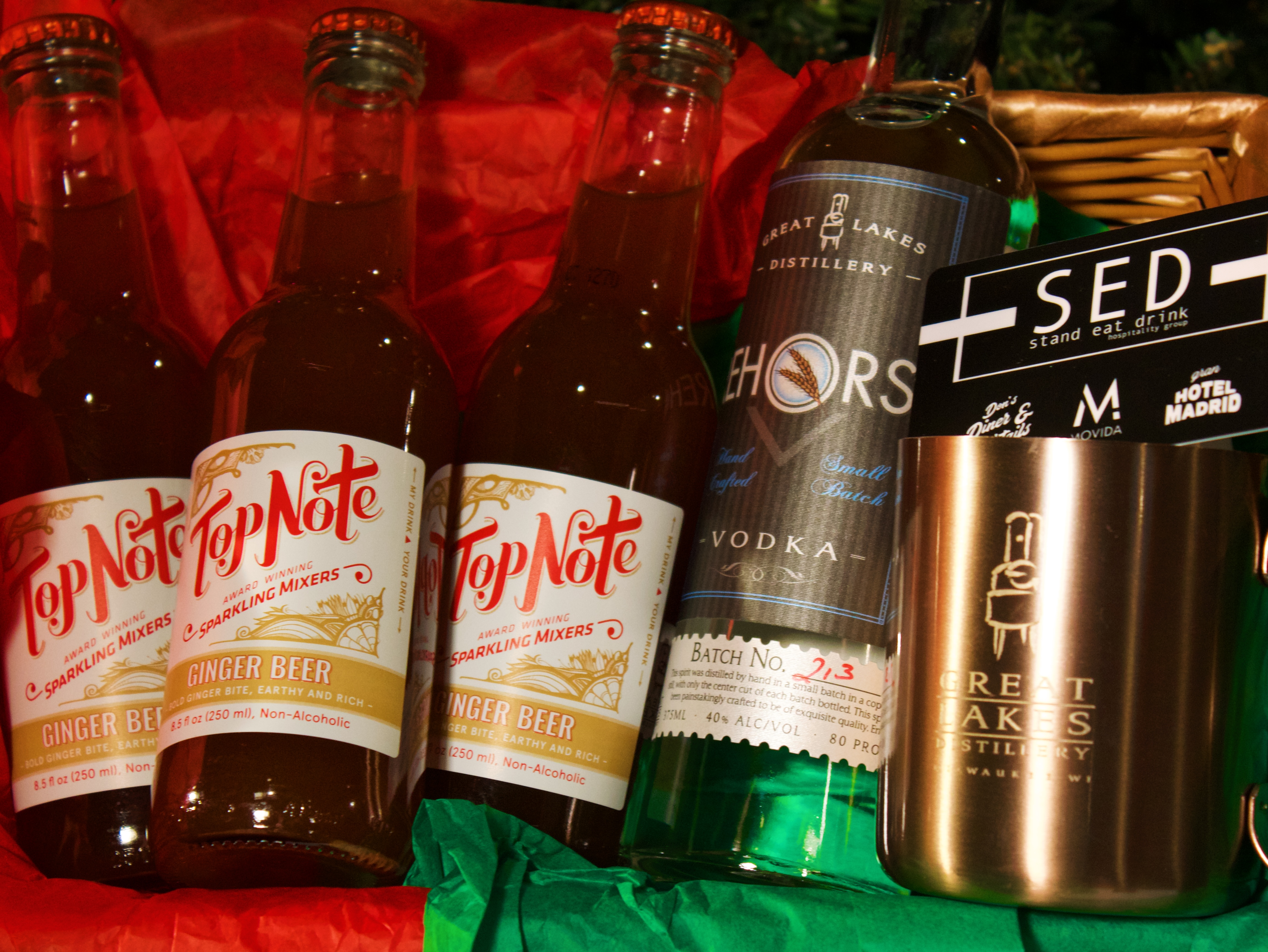 Merry Moscow Mule Kit