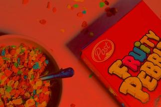 Fruity Pebbles 🥣