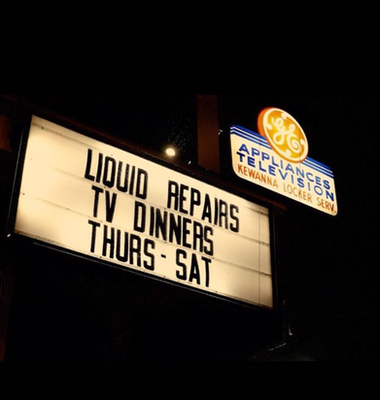Look for Liquid Repairs
