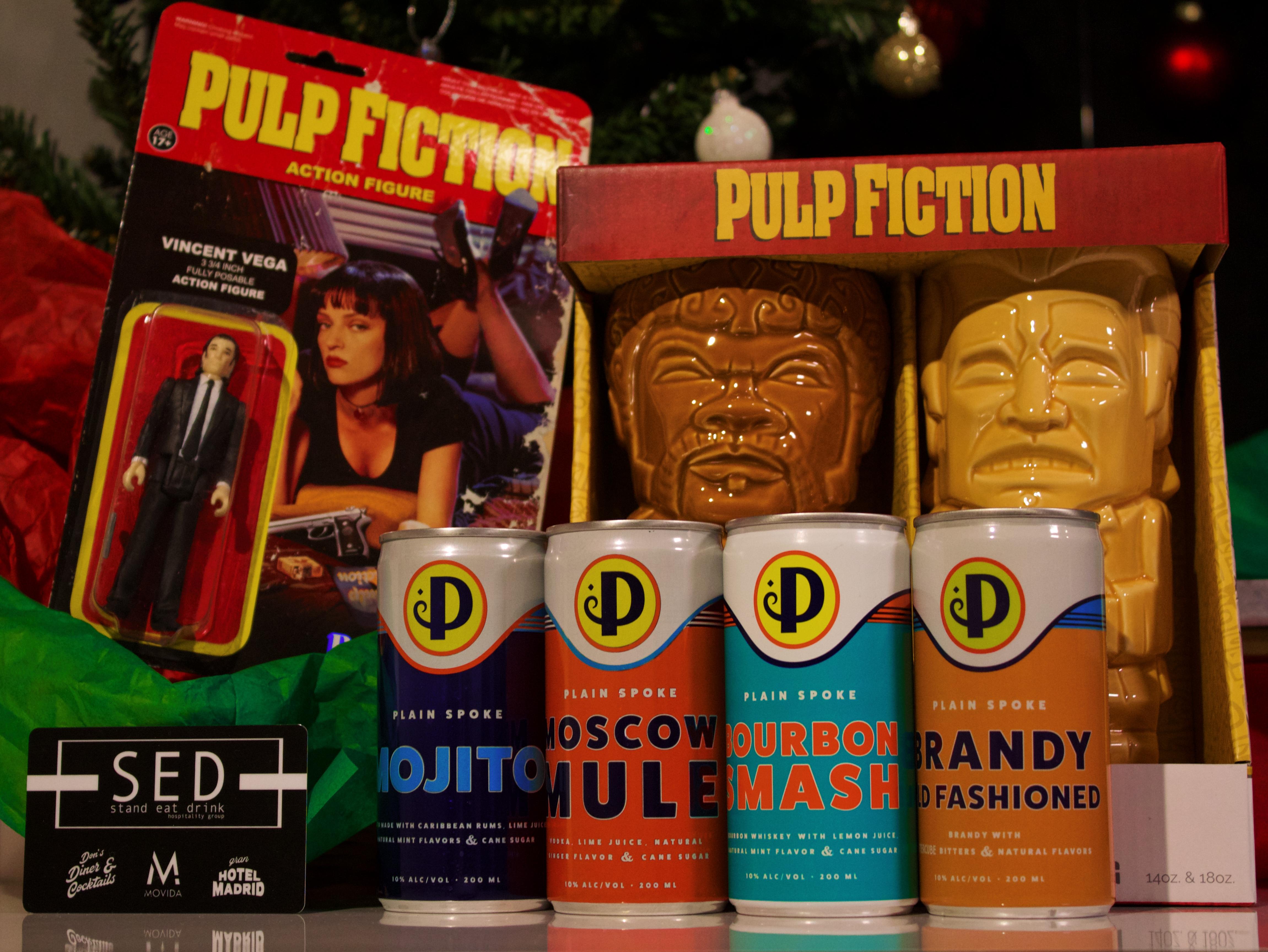 Pulp Fiction Kit