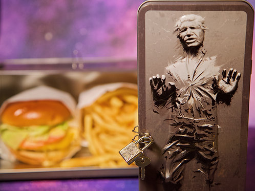 Star Wars Solo Lunch Box & Meal 2PM