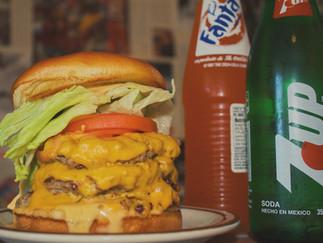 Triple NA Burger 🍔