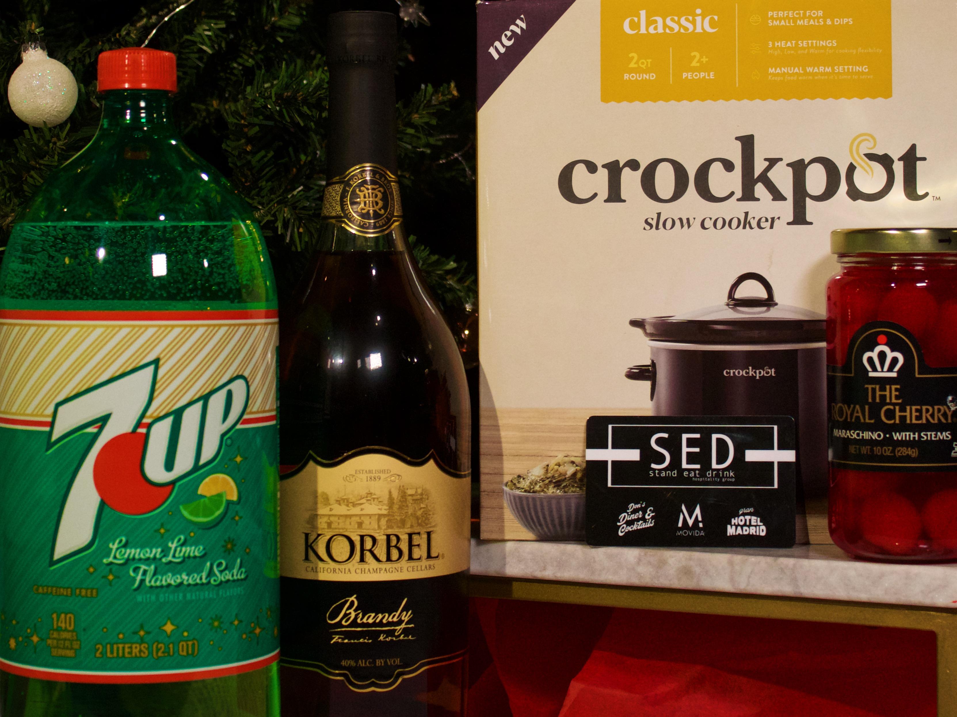 Crockpot Old Fashion Kit