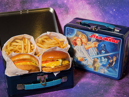 Star Wars Duo Lunch Box & Meal 2PM