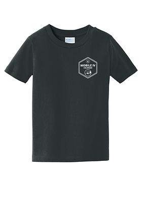 Port & Co Toddler Tee