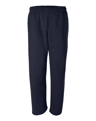 Gildan Open Bottom Sweatpant