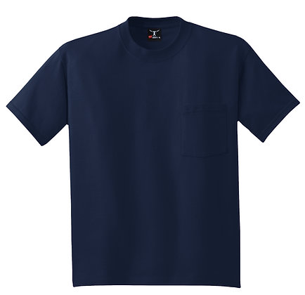 Hanes Beefy-T 100% Cotton T-Shirt